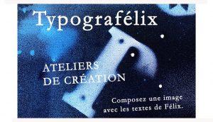Philippe Corriveau, l'ami typographe de Félix