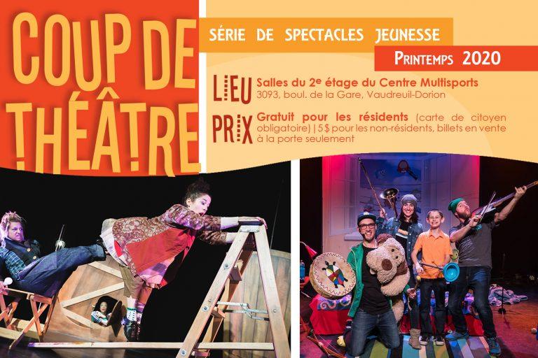 Coup de théâtre printanier