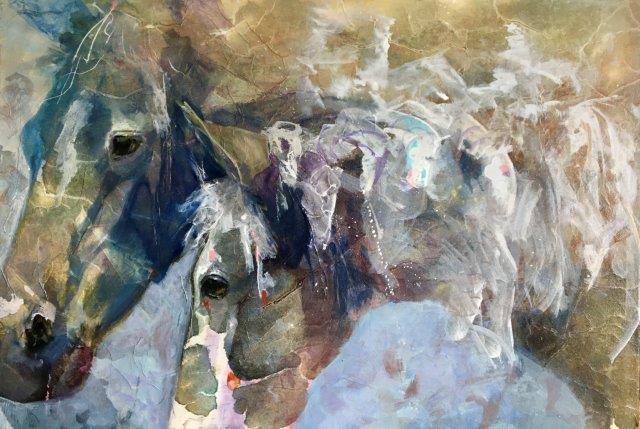 RENCONTRE-ÉCHANGES – ARTISTE SHERNYA VININSKY KRAUSE