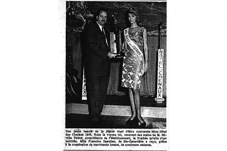 Être femme le 30 septembre 1964