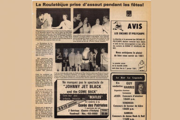 Bonne année, 1981!
