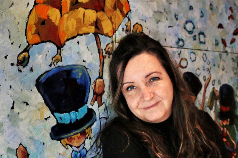 Un café, cinq questions : Nathalie Plouffe