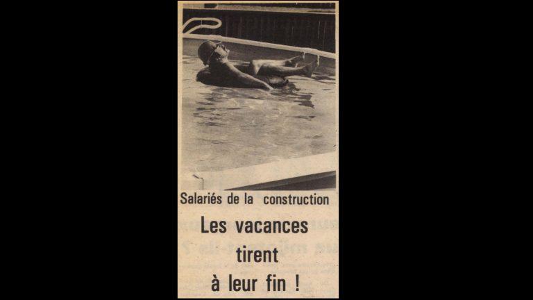 TOURNE DE BORD – UNE FIN DE JUILLET EN 1981